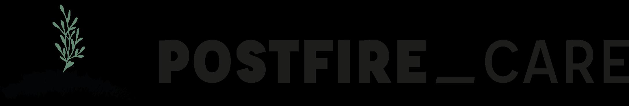 PostFire_Care